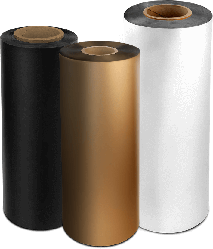 rolls of thermal laminating film